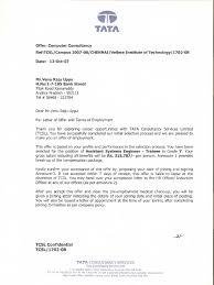 100 offer letter example pdf letter sample pdf business