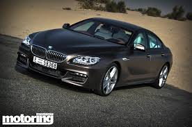2012 bmw 640i gran coupe 2012 bmw 640i gran coupe review motoring middle east car