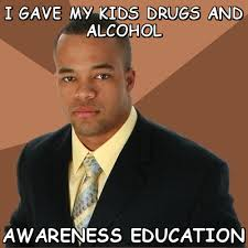 Online Meme - what do kids think about alcohol related online jokes mocha dad