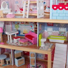 kidkraft chelsea dollhouse cottage toys