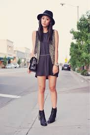 dresses with boots what to wear with ankle boots aelida