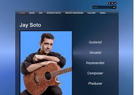 jay soto www jaysoto com jay soto world music artists world music news