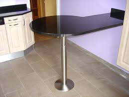 pied bar cuisine pied table cuisine tabouret de bar ou snack design iris structure