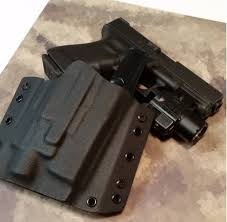 iwb light bearing holster statureman custom holsters light bearing holster