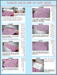 aliexpress com buy pink with white collar and cuff man u0027s
