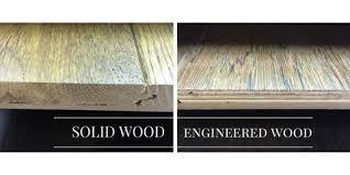 engineered wood flooring vs traditional wood floors which is