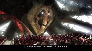 halloween horror nights rides universal studios japan u0027s evangelion attack on titan attractions