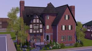 Tudor Revival House Plans by Mod The Sims 20x20 Tudor Revival To Upload Or Not To Upload