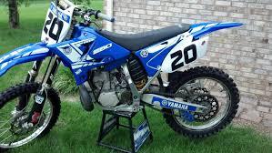 ufo motocross boots yamaha yz250 with ufo restyled tres leonard u0027s bike check vital mx