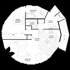 silo house plans circular home foor plan very cool 2 story savannah 2034