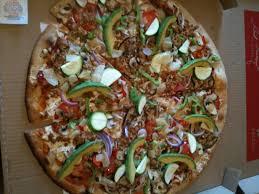 Zpizza Flower Mound - freshly vegan october 2010
