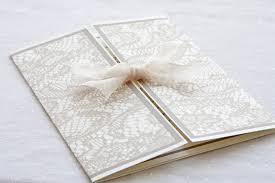 gatefold wedding invitations lace wedding invitations wedding invitations that shout luxury