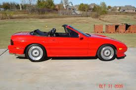 1989 turbo convertible rx7club com mazda rx7 forum