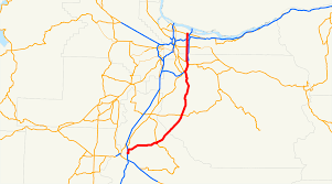 Max Portland Map by Oregon Route 213 Wikipedia