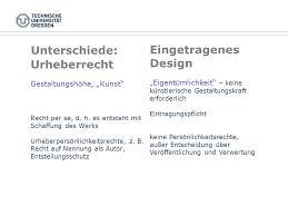 eingetragenes design sacheigentum i rechte an sachen zuordnungsrechte ppt herunterladen