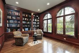 Mahogany Bookshelves by Home Office Pros Hdelements 571 434 0580