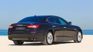 chrome blue maserati maserati quattroporte s rent dubai imperial premium rent a car