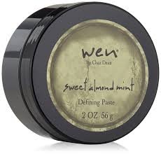 Wen Hair Loss Pictures Amazon Com Wen By Chaz Dean Sweet Almond Mint Defining Paste 2