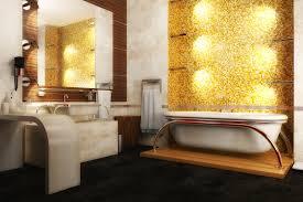 Modern Twin Pedestal Sinks For Small Bathrooms Small 45 Modern Bathroom Interior Design Ideas