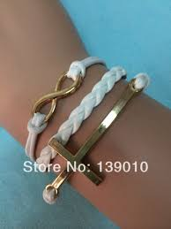 Gold Personalized Bracelets Online Get Cheap White Gold Personalized Bracelets Aliexpress Com