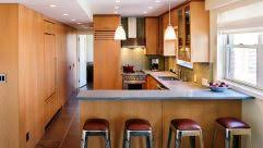 imposing breakfast bar galley kitchen then n galley and galley