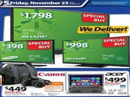 walmart black friday 2012 arriving earlier ad deals sales on