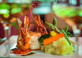 fusion cuisine mediterranean fusion cuisine at l ao restaurant 3 course dinner for