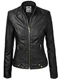 amazon black friday womens womens leather jackets amazon com