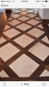 44 best flooring ideas images on pinterest homes flooring ideas basketweave tile and wood floor design pictures remodel decor and ideas combining wood and tile flooring