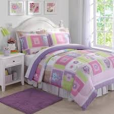 Owl Queen Comforter Set Kids Collection Owl 4 Piece Comforter Set Free Shipping On