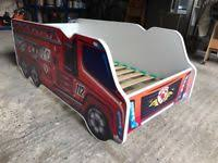 Fire Engine Bed Fire Engine Bed Baby U0026 Toddler Cots U0026 Beds For Sale Gumtree
