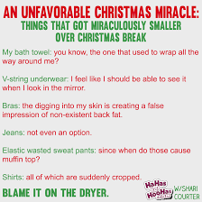 Christmas Miracle Meme - an unfavorable christmas miracle hahas for hoohas
