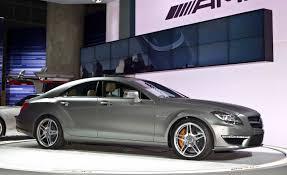 2012 mercedes benz cls63 amg mercedes benz cls news u2013 car and driver