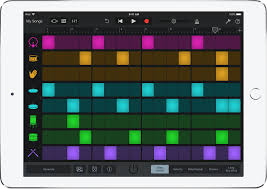 drum pattern for garageband use the beat sequencer in garageband for ios apple support