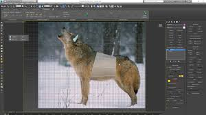 wolf modeling in 3ds max part 2 youtube