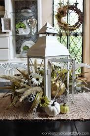 25 unique fall lantern centerpieces ideas on pinterest harvest