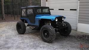 jeep cj hood cj cj 5 rock crawler offroad 4x4