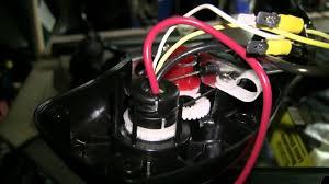 trolling motor repair minn kota edge 55 head replacement youtube