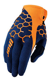thor motocross jersey thor mx motocross men u0027s 2017 draft gloves comb navy orange