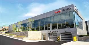 audi in massachusetts audi natick renovation massachusetts audi dealership