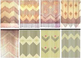 Bamboo Door Curtains Bamboo Door Bamboo Beaded Curtain Door Design Best Photos