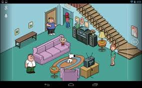 Family Guy Live Wallpaper Google Play Store Revenue  Download - Family guy room
