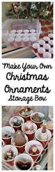 Christmas Ornament Storage Box Ideas by The 25 Best Christmas Ornament Storage Ideas On Pinterest
