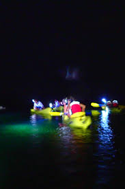 ghost stories night kayak with pirate and ghost stories in st thomas