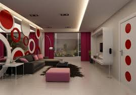 Gallery Of Perfect Interior Paint Design Ideas For Living Rooms In - Living room paint design ideas