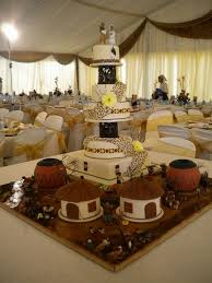 10 african inspired wedding cakes house cake tower house and