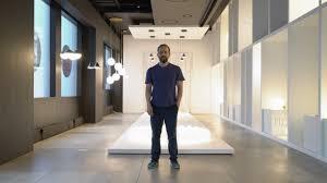 a visit to flos with michael anastassiades video design milk