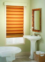 best bathroom window treatments privacy luxury home design photo