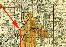 Map Of Indianapolis Indiana Hi Mailbag Warfleigh Historic Indianapolis All Things