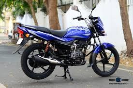 platina new model bajaj platina 100es review road test bike reviews jan